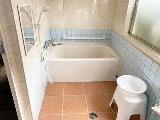 バスルームリフォーム 息子に残すための、きれいな在来型浴室