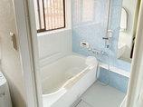 洗面リフォーム冷たいタイルの在来浴室から暖かいユニットバスへ